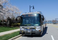 Bus National Harbor