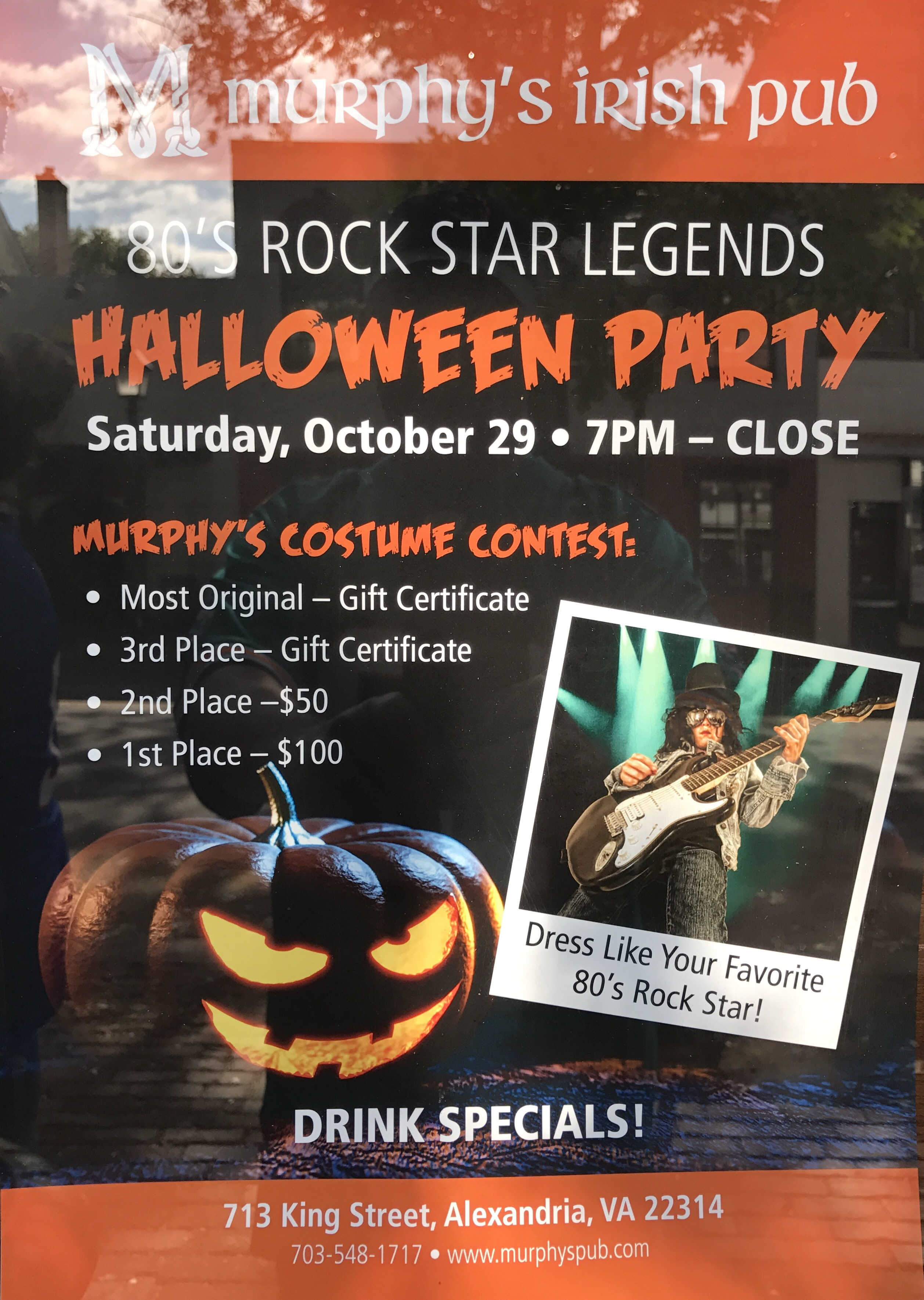 2016 Halloween Parties in O'Town | Fireman Mike | Old Town Post ...